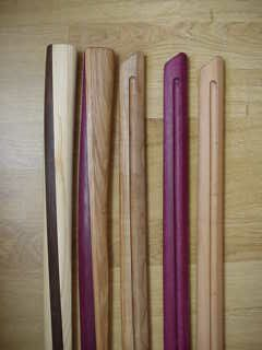 sei do kai style, some laminated, some grooved